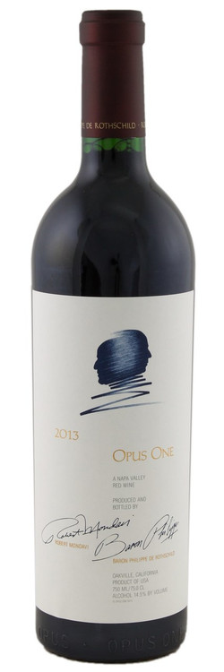 Opus One Napa Valley 2013 1500ml