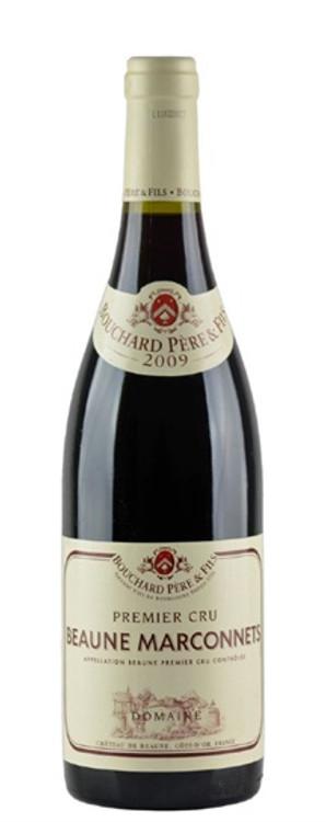 Bouchard Pere & Fils Beaune Marconnets 1er Cru 2009 750ml