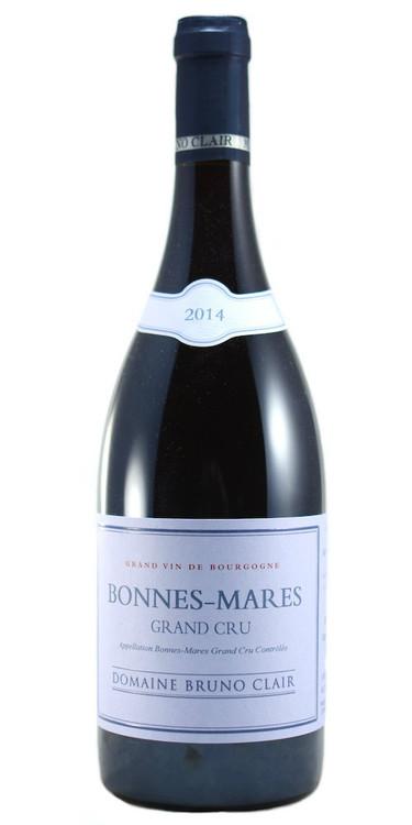 Domaine Bruno Clair Bonnes-Mares Grand Cru 2014 750ml