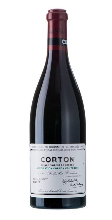 Domaine de la Romanee-Conti Corton Grand Cru du Domaine Prince Florent de Merode 2013 750ml