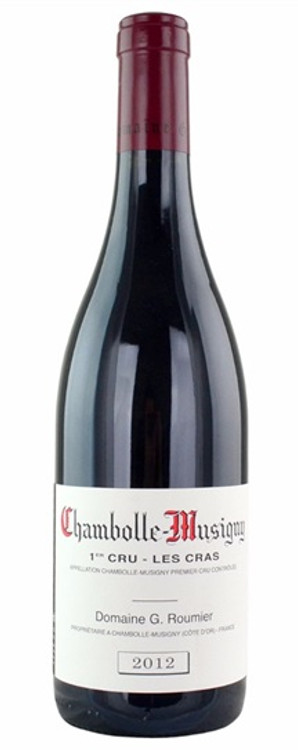 Domaine Georges Roumier Chambolle-Musigny Les Cras 1er Cru 2012 750ml