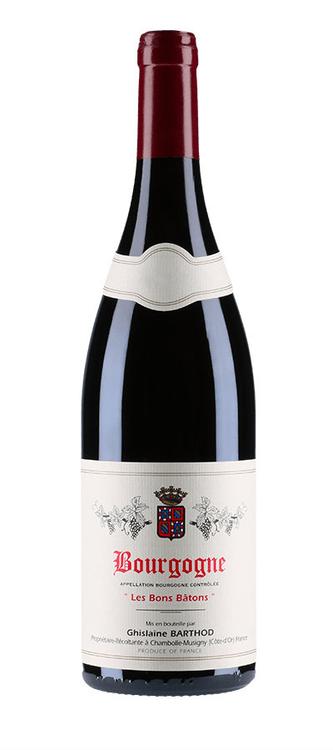 Domaine Ghislaine Barthod Bourgogne Les Bons Batons 2005 750ml