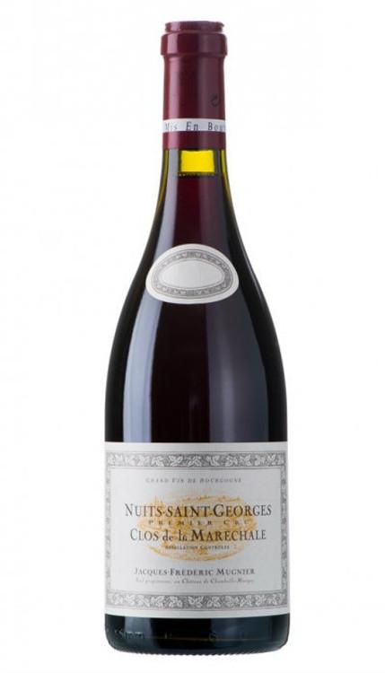 Domaine Jacques-Frederic Mugnier Nuits-Saint-Georges Clos de la Marechale 1er Cru 2007 750ml