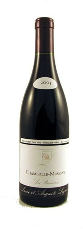 Domaine Lucie et Auguste Lignier Chambolle-Musigny Les Bussieres 2005 750ml