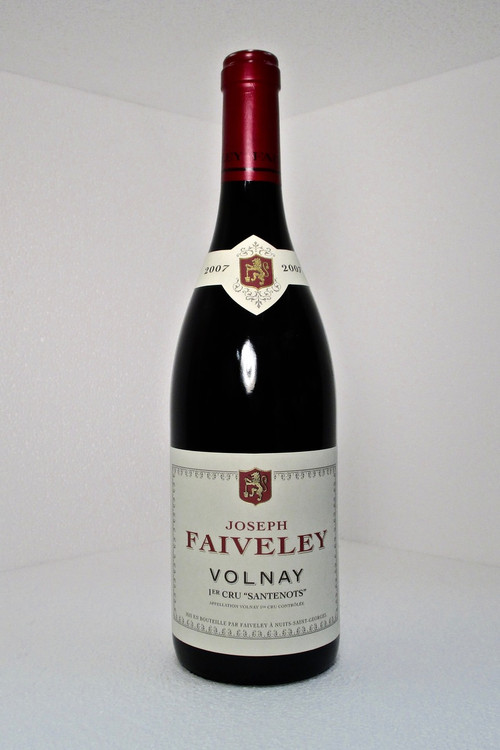Domaine Faiveley Volnay Santenots 1er Cru 2007 750ml
