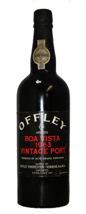 Offley Boa Vista Vintage Port 1963 750ml