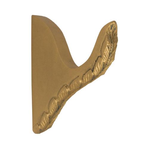 """Acanthus Leaf Single Rod Bracket 2"""" Scale"""