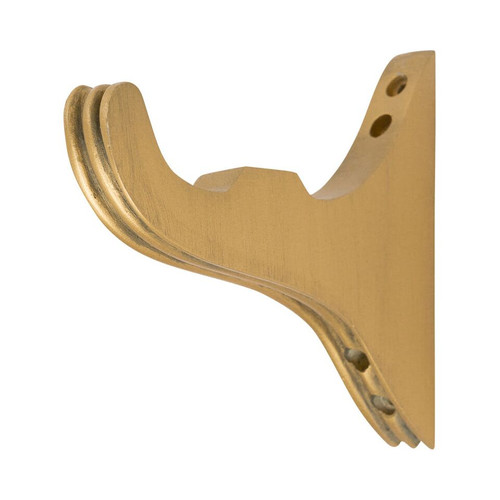"""Extra Large Four Screw Fluted Bracket 2"""" Scale"""