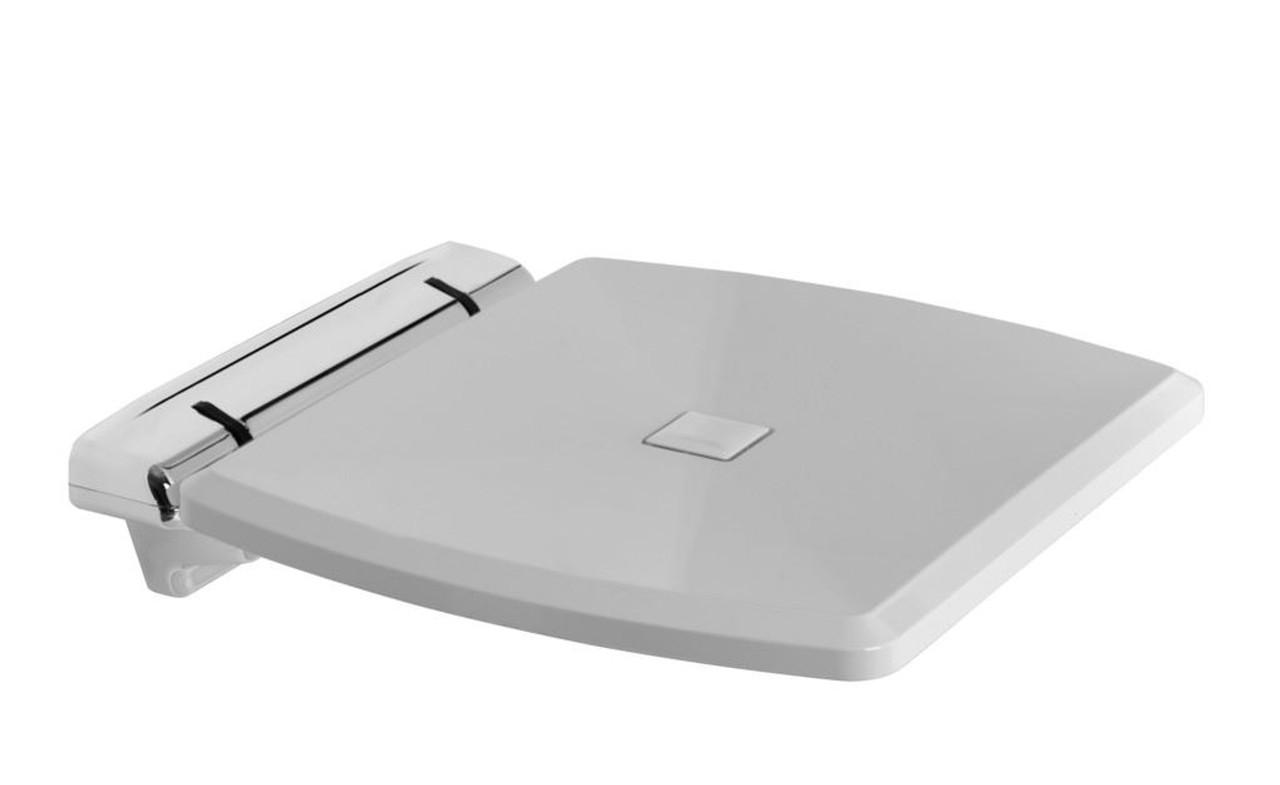 ADA Folding Shower Seat | Wall-Mounted | 330 lbs Wt Cap