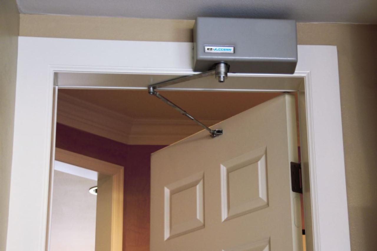 Automatic Door Opener Concierge Left Jam Mount