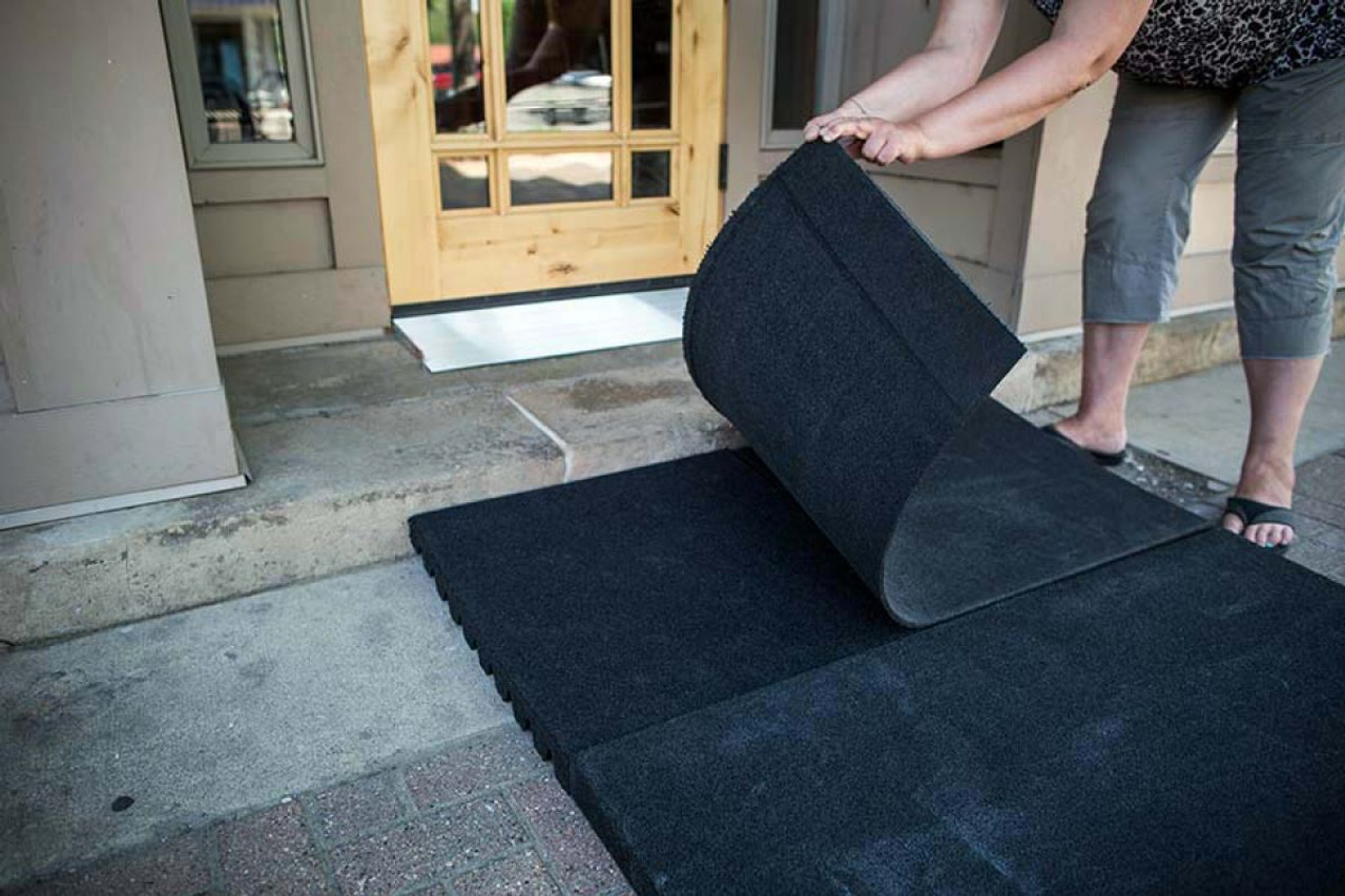 Rubber Threshold Ramp | EZ Access Ramps | up to 4-3/4"|1280|853|?|en|2|d155c1c4a4ab0df0060413b34941e106|False|UNLIKELY|0.31628626585006714