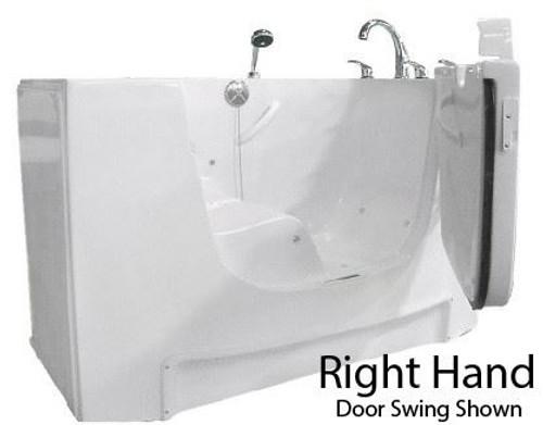 Wheelchair Accessible Bathtubs