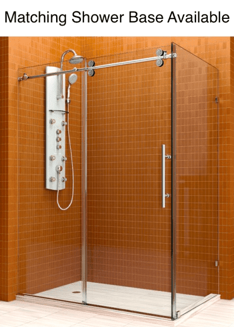 DreamLine Unidoor-X | 59 to 59-1/2 x 72 Hinged Shower Door