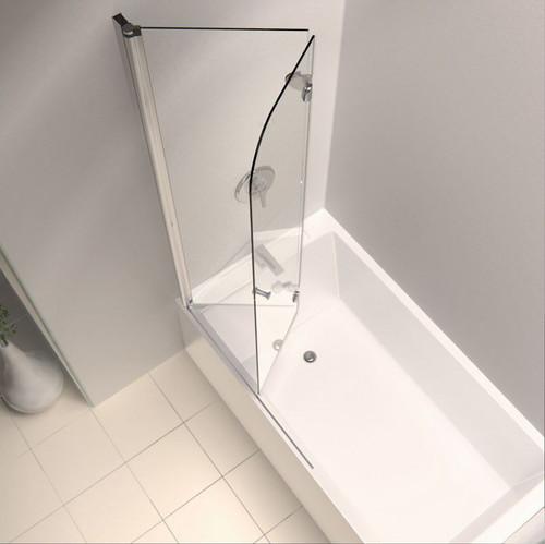 ... AQUA FOLD Bathtub Door   Folding Bathtub Door (SHDR 3636580) ...