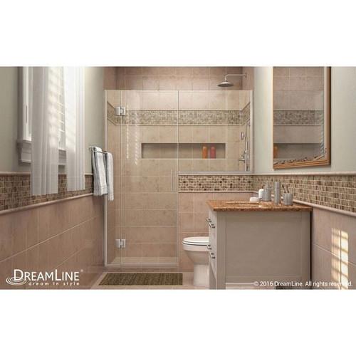 DreamLine Unidoor-X | 59 to 59-1/2 x 72 Hinged Shower Door