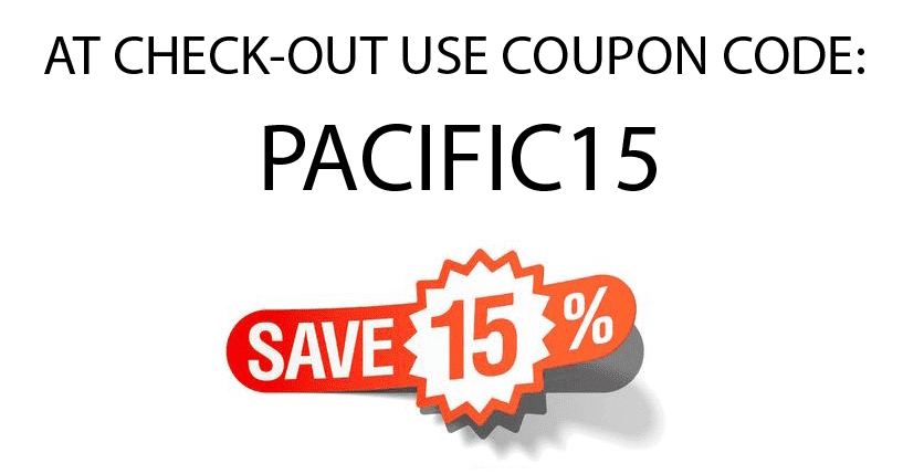 RANE PACIFIC COUPON