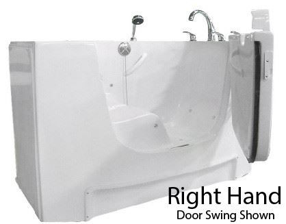 Freestanding Bariatric Walk In Tub Rane Mediterranean