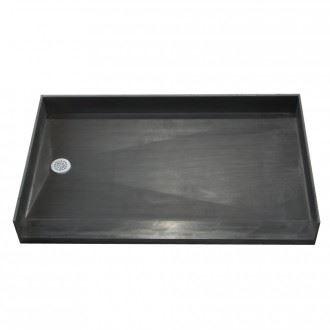 Barrier Free 60 X 34 Tile Redi Shower Pan | Rt Or Lt Drain