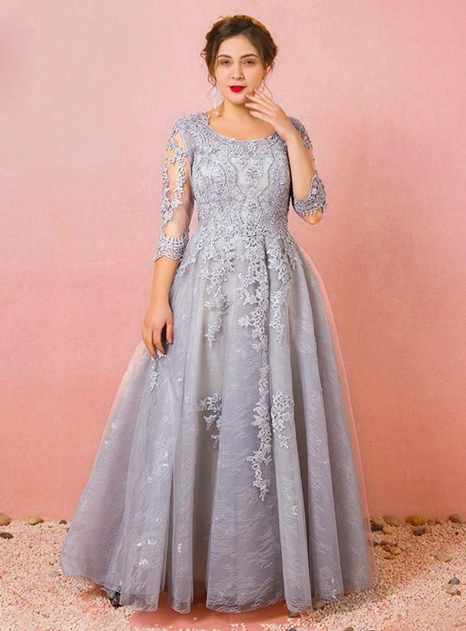 Grey Prom Dresses,Formal Dresses & Evening Gowns for 2017