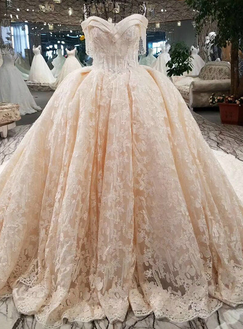 Unique Organza Wedding Dresses Made From High Quality Organza