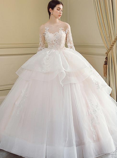 Cheap long ball gown dresses