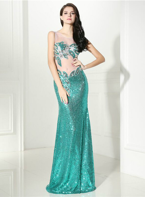 Green Prom Gowns,Green Dresses at Prom Dress Shop