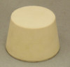 #7.5 Solid Rubber Stopper