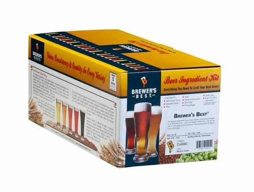 American Cream Ale Ingredient Package (Classic)
