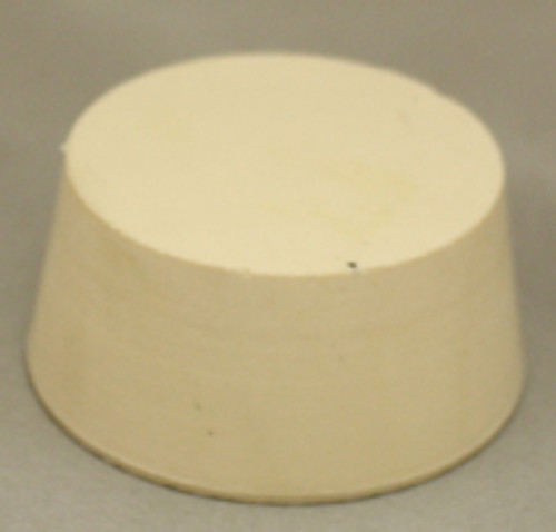 #11 Solid Rubber Stopper