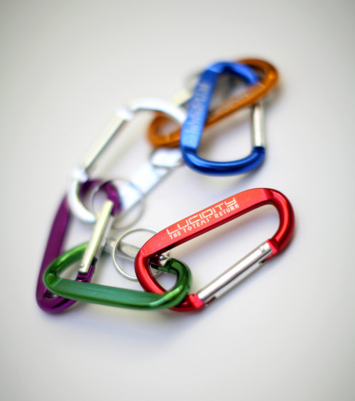 Lucidity Carabiner