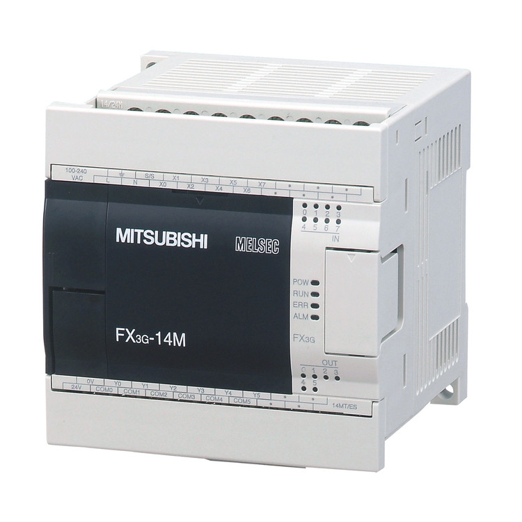 MITSUBISHI FX3G-14MR-DS