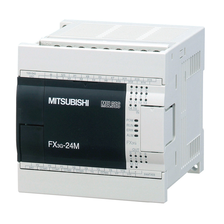 MITSUBISHI FX3G-24MR-DS