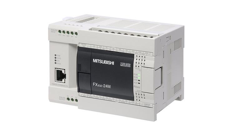 MITSUBISHI FX3GE-24MR-ES
