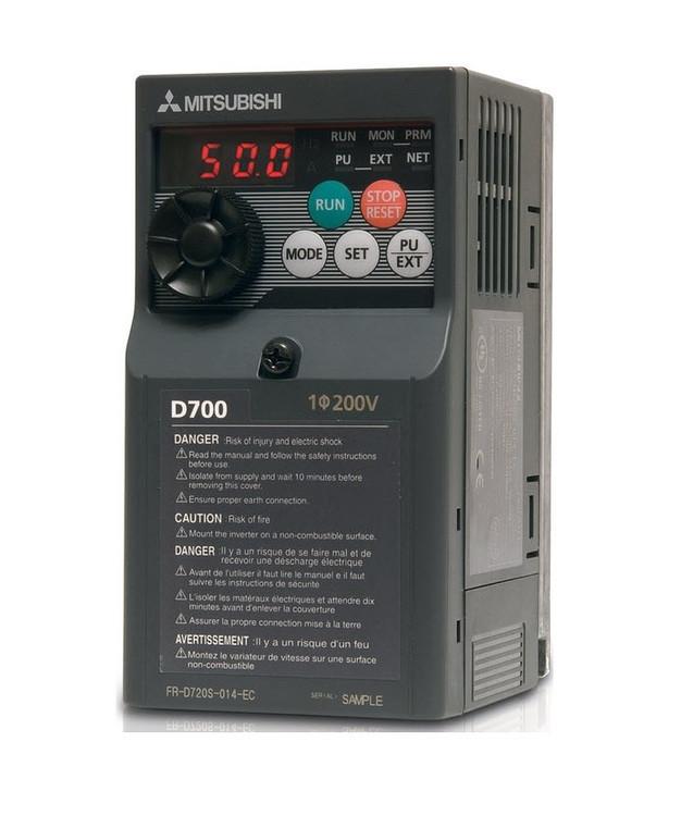 MITSUBISHI D720S 0.2kW  VSD