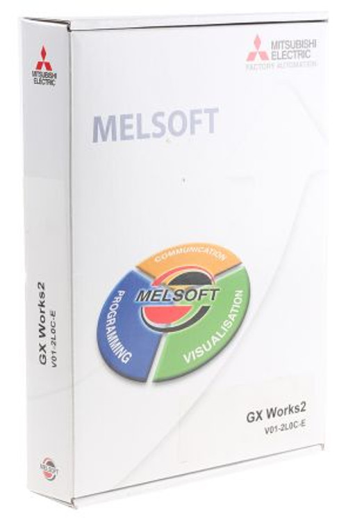 MITSUBISHI GX Works2 PLC software