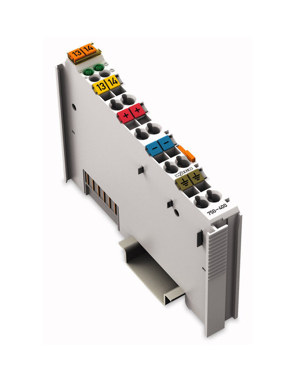 Wago 750-400  2 Channel 24VDC Digital Input Module