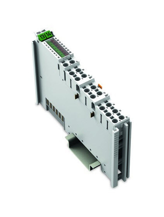 Wago 750-496 8 Channel 4-20mA Analog Input Module