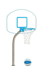 ClearHoop Jr. 1.90 - Anchors NOT Included