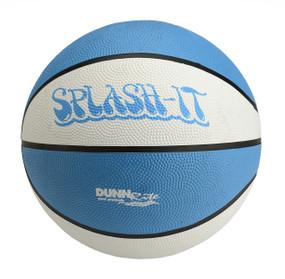 """Regulation Clear Hoop  Ball  9"""" dia - B170"""
