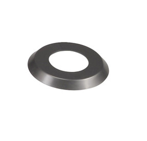 "2 3/8"" Gray  Escutcheon Ring (4.5"" O.D.)"