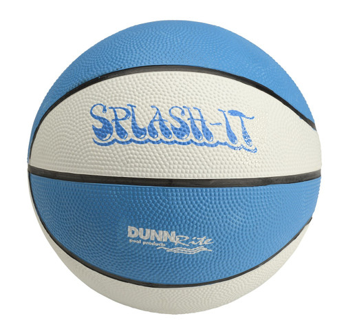 "Clear Hoop Jr. Mid-Sized Ball 8"" dia - B190"