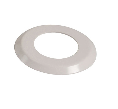 """1.90"""" White Escutcheon Ring (6"""" O.D.) - FR1906"""