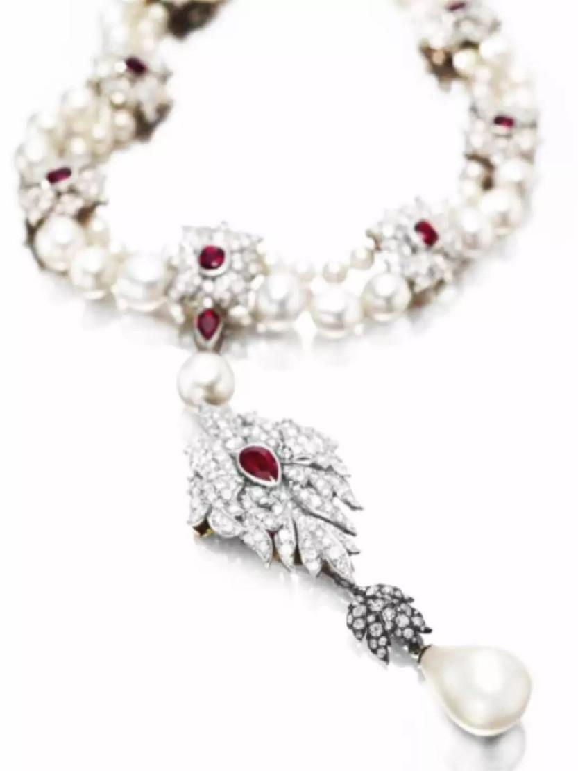 The Magnificent Pearl - La Peregrine 'The Unconquerable'