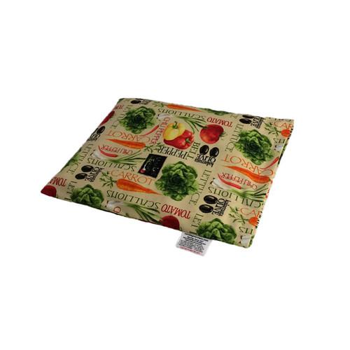 Garden Veggies Pillow Warmer Microwave Heating Pad
