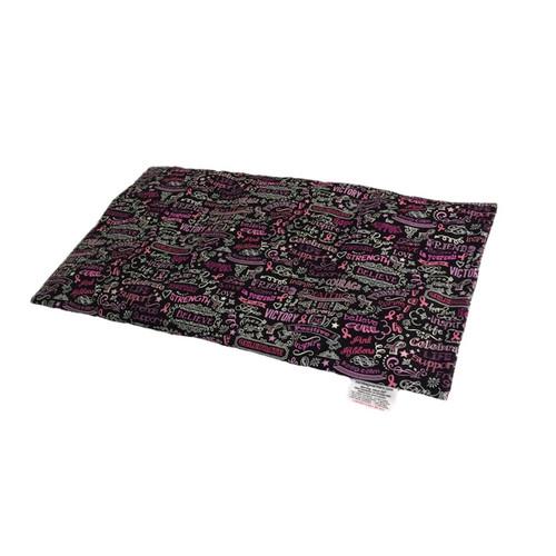 Chalkboard of Hope-Breast Lap Warmer Microwave Heating Pad