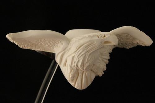 FLYING EAGLE Meerschaum Pipe Tobacco Smoking pipa 1272