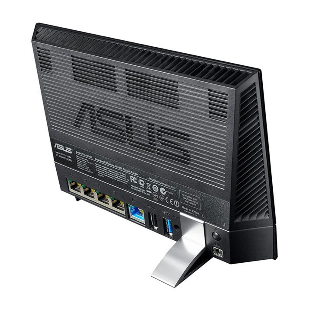 Asus rt ac56r sabai os vpn router private home networking asus rt ac56r vpn router back right keyboard keysfo Images