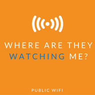 Where are they watching me? Public WiFi