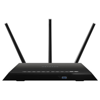 Netgear R6700 powered by DD-WRT
