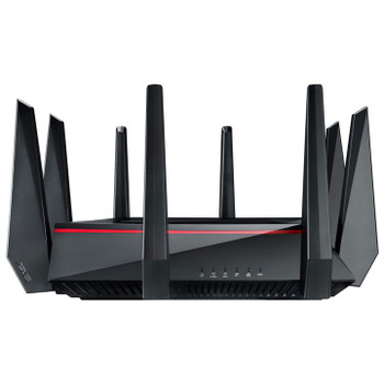 Asus AC5300 with DD-WRT Front